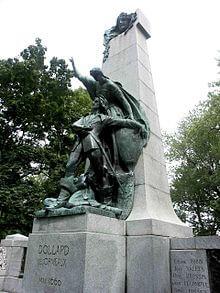 Adam-Dollard-Statue-Montreal