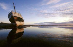 Anticosti Island Shipwreck