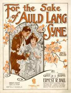 Image of Auld Lang Syne Musical