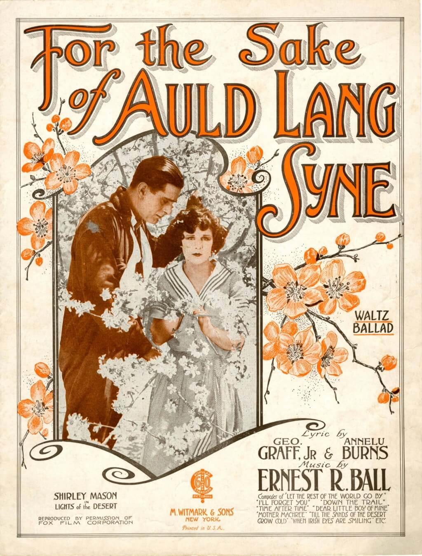Auld Lang Syne - Story and Lyrics