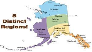 Alaska Boundary British Columbia Canada Dispute Map