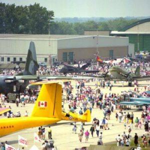 Military Air Show Canada