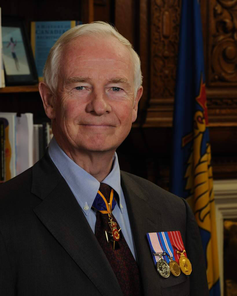David Johnston Net Worth