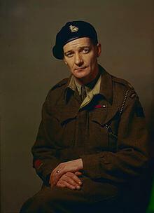 Victoria Cross Recipient David Currie