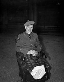 Victoria Cross Recipient Frederick Tilston
