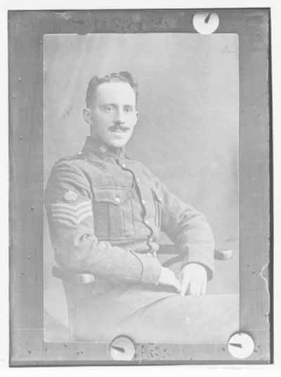 Victoria Cross Recipient Frederick William Hall