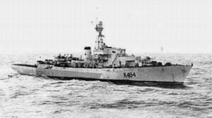 Castle Class Corvette HMCS Arnprior
