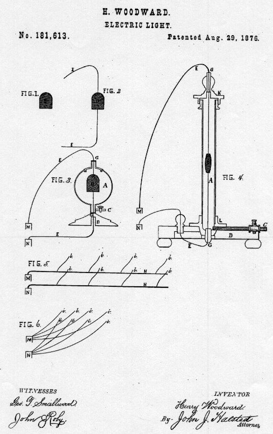 Original Light Bulb Diagram Electrical Work Wiring Diagram