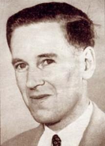 Headshot of John Frost researcher for Avro Car