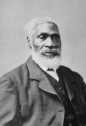 Portrait Image of Josiah Henson a Famous Black Canadian