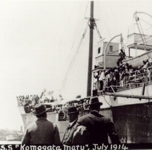 Komagata Maru July 1914