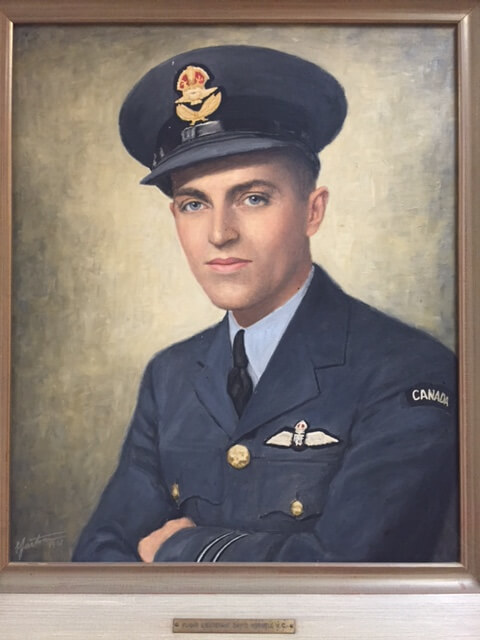 Flight Lieutenant David Ernest Hornell