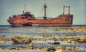 Marine Vessel Ithaca