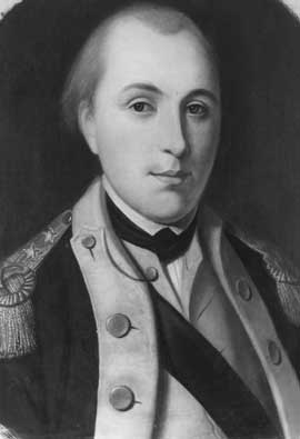 Marquis de Lafayette - The Invasion that was not