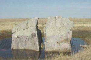 Napi-Blackfoot-Legend-Rock