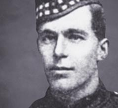 Robert Mcbeath Canadian Victoria Cross Recipient and Hero.