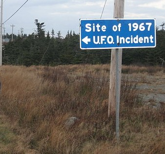Shag Harbour UFO Siting