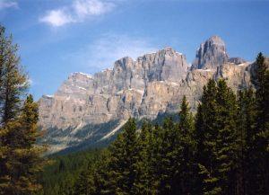 Silver  City Castle Mountain