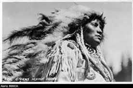Stoney Indian