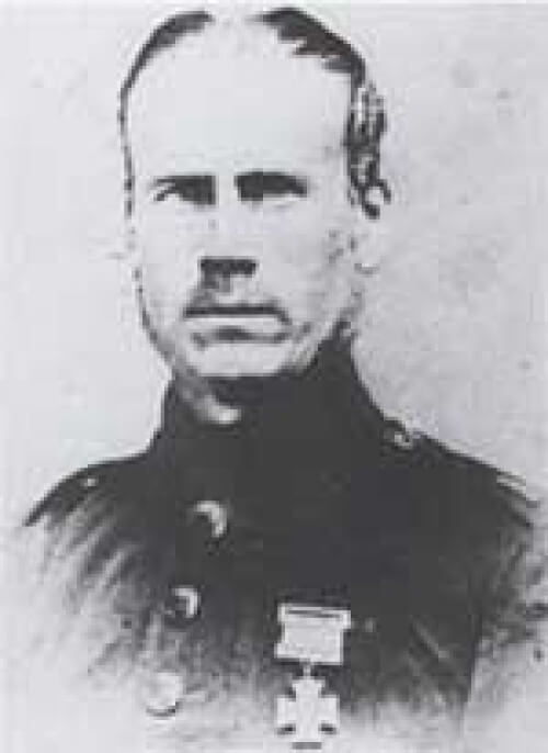 TIMOTHY O'HEA Victoria Cross Recipient