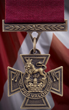 The Canadian Victoria Cross Medal