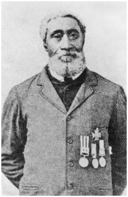 William Hall - Victoria Cross - Able Seaman