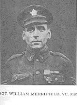 William Merrifield Victoria Cross