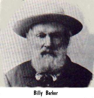 Billy Barker - The Golden Town