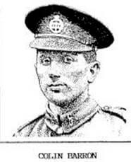 Victoria Cross Colin Fraser