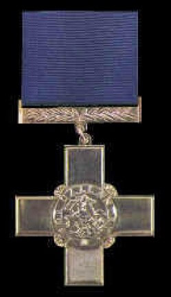 George Cross was instituted to recognize extreme bravery and heroism in the face of extreme danger.