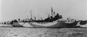 Armed Merchant Cruiser HMCS Prince Robert