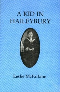 Book Cover of A Kid in Haileybury