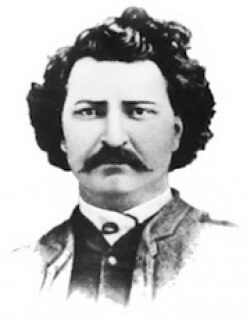 Louis Riel Head Shot