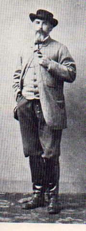 Matthew Begbie became known as the hanging judge.