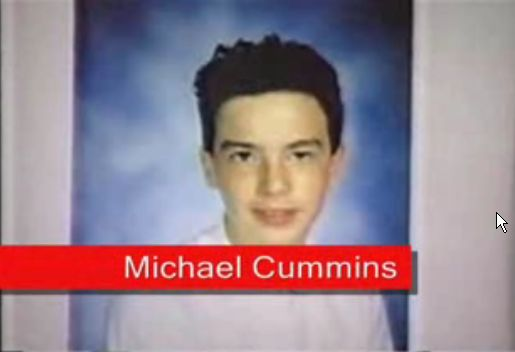 Michael Cummings Pickering lost boy