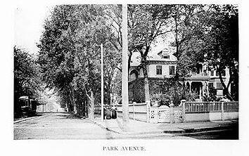 padlock law park avenue
