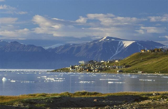 Scenic image of Pond Inlet Canada