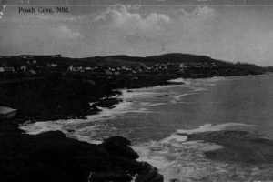 Old Picture of Pouch Cove