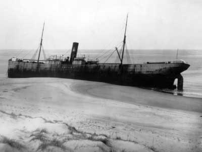 Sable Island Shipwreck
