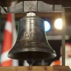 Bell of Batoche from the battle of batoche