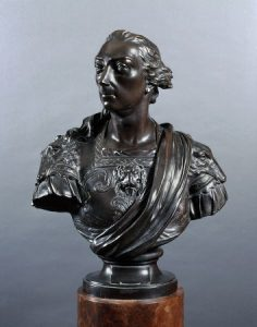 General James Wolfe Bust
