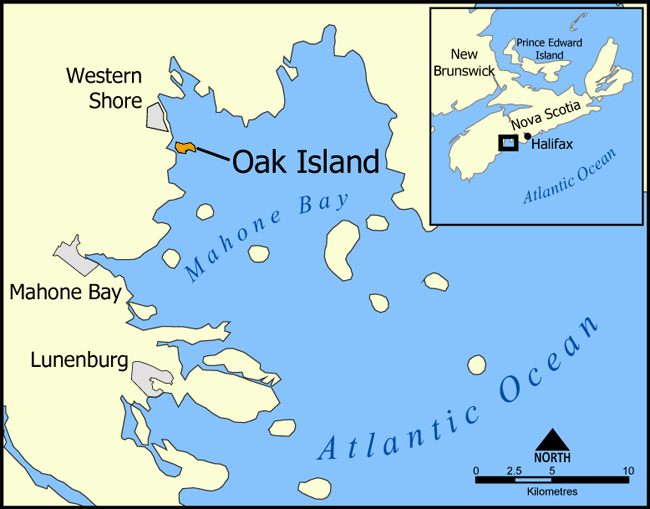 The Curse Of Oak Island: The History Channel