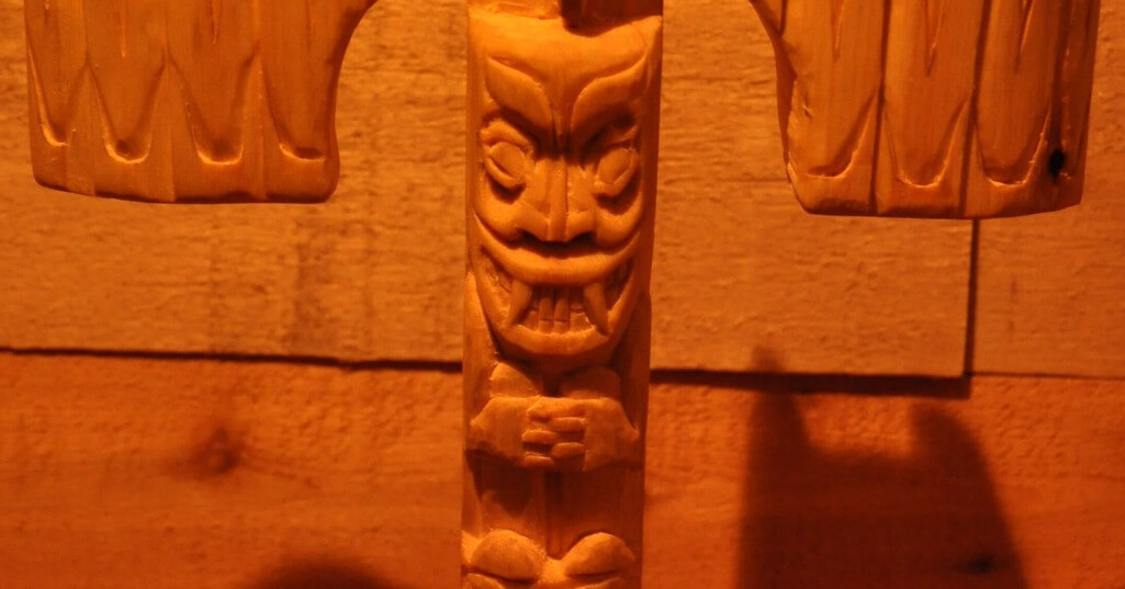 Bukwus Wood Carving