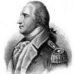 Benedict Arnold in Saint John, New Brunswick