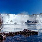 Maid of the Mist Tourist Boat Niagra Falls