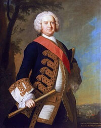 Sir William Johnson took Joseph Brant under his wing, serving as his patron and mentor for many years.