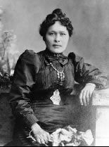 Kate Carmack one of the original klondike gold rush prospectors