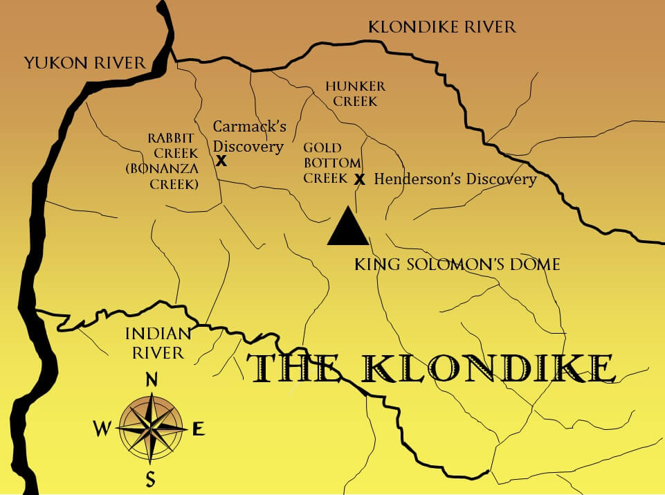 Klondike Gold Rush- Part 2: The Gold Discoveries