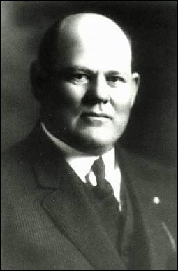 Clarence Berry, one of the first Sourdoughs to strike it rich in the Klondike.