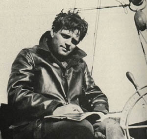 "Jack London's Klondike experience was the inspiration for his famous novels ""White Fang"" and ""The Call of the Wild."""